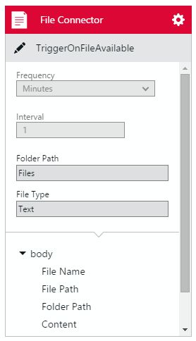 Configuring File Connector (Azure API App)