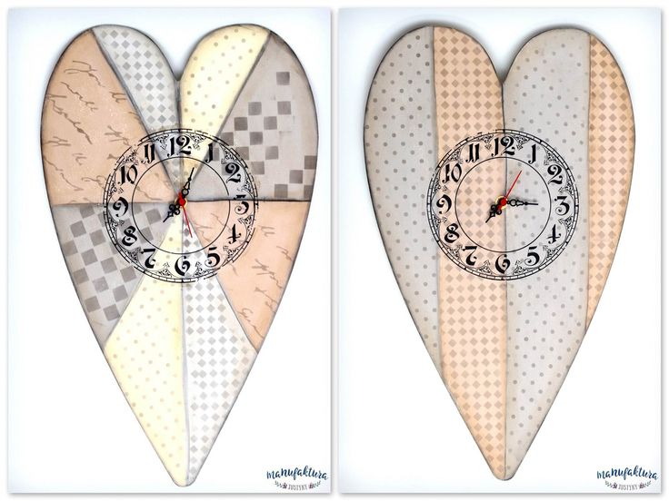 Dwustronny zegar - clock