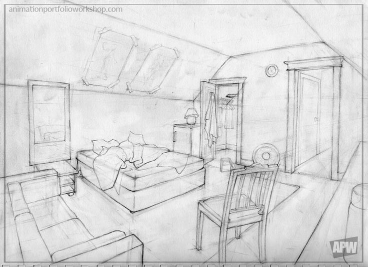 17 best images about apw room drawings on pinterest for Draw my room
