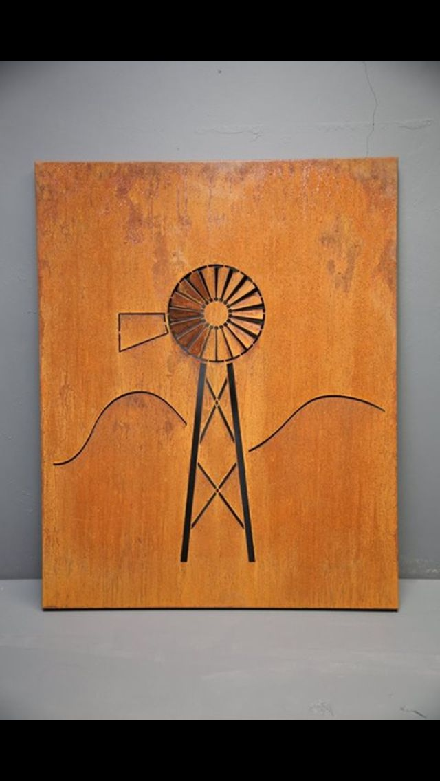 Windmill screen