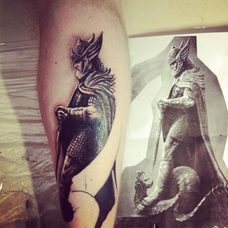 Skyrim Tattoo Stencil: 29 Best Images About Skyrim Tattoos On Pinterest