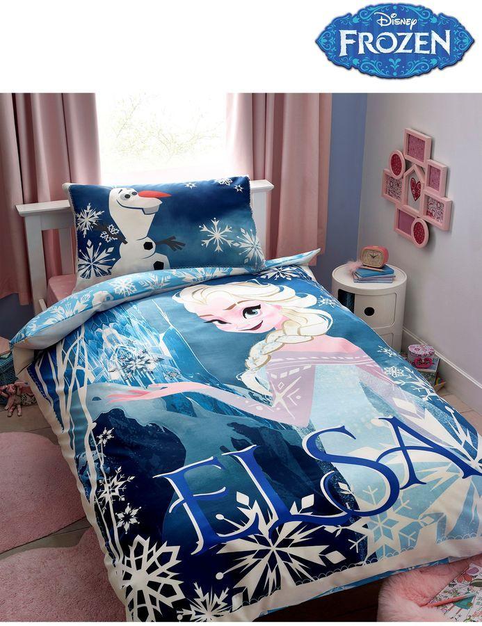 Disney Frozen Bed Set