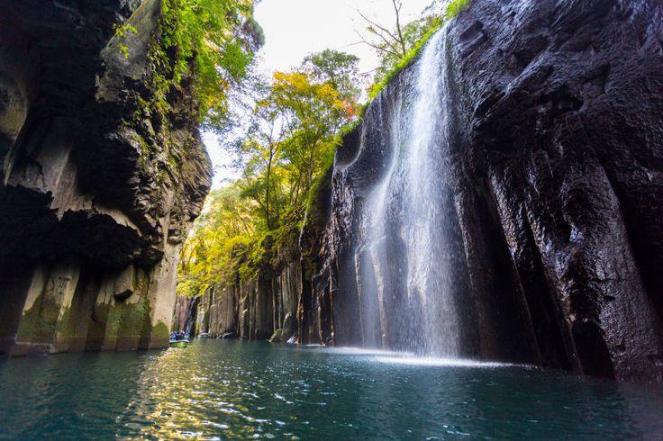 Takachiho Gorge. Miyazaki Prefecture, Japan. By Eric Nguyen.