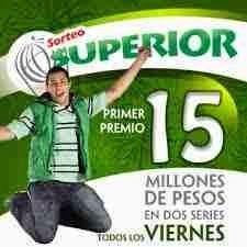 México: Lotería nacional para la Asistencia Publica celebro el sorteo Superior Nº 2406 del viernes 10 de Octubre 2014. Resultados sorteo Superior de México viernes 10-10-14 Premio Mayor-07733 -- Mas detalles ver el Blog....
