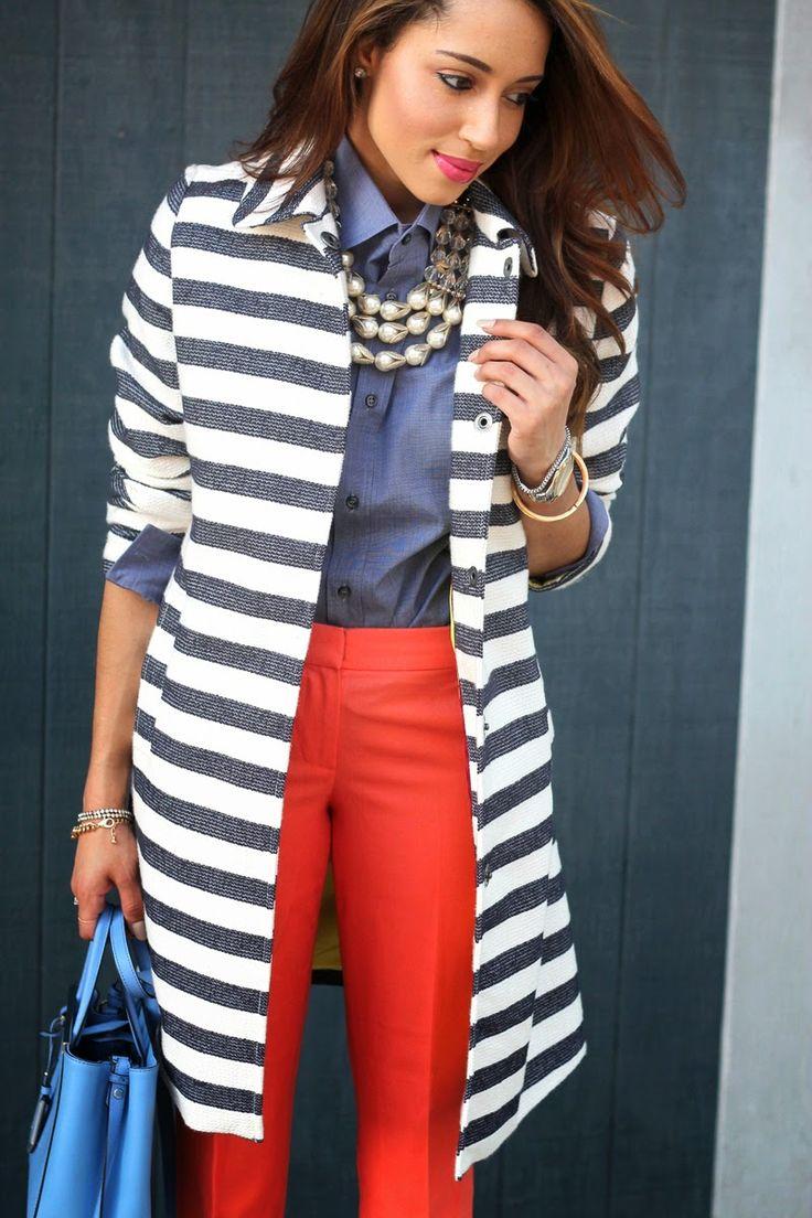 A Keene Sense of Style: Bold Stripes #TargetStyle #TargetsGoneGlam