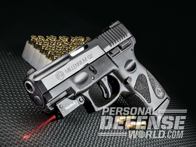 Taurus' new PT-111 Millennium G2 is feature-packed, priced right and sized for everyday carry.