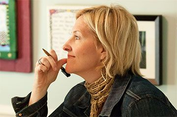 one of my role models, Brene Brown <3
