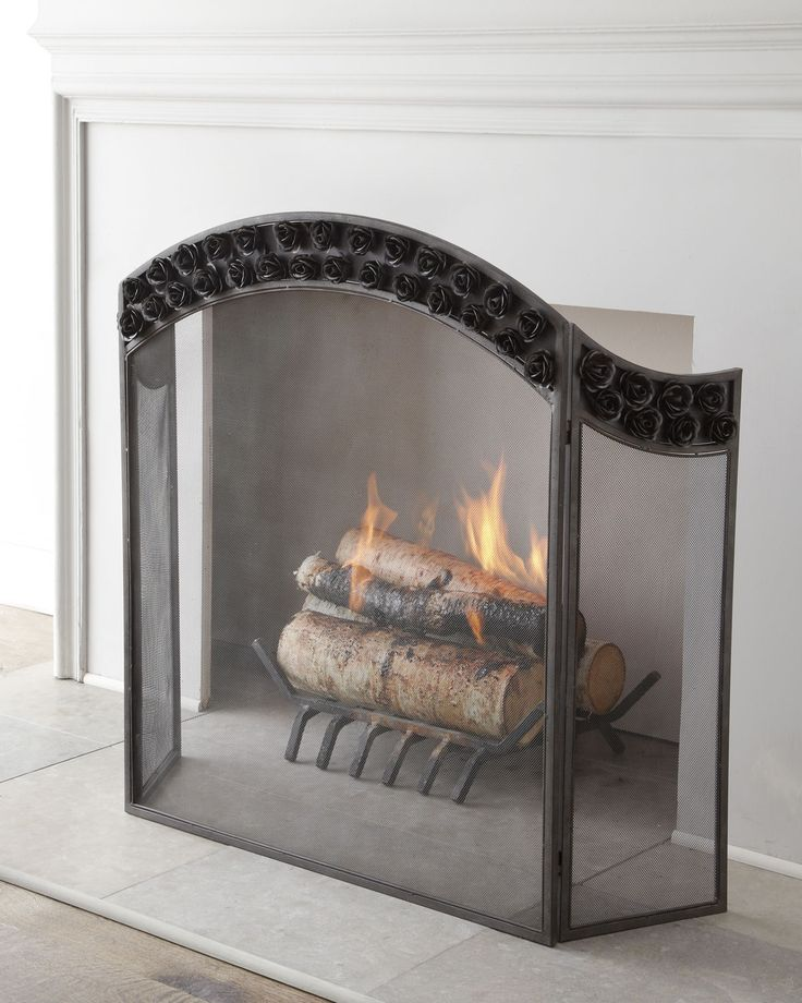 17 best images about fireplace screens on pinterest fireplaces modern fireplace screen and