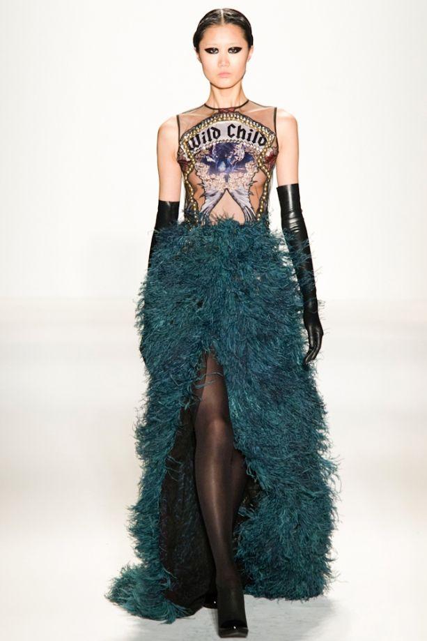 Falguni & Shane Peacock Fall 2013 Collection