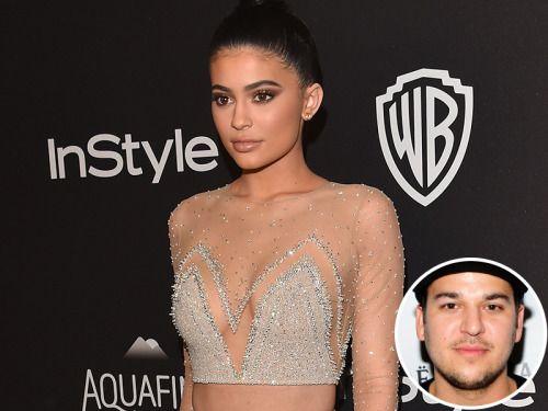 Rob Kardashian Addresses Blac Chyna Relationship News for the...: Rob Kardashian Addresses Blac Chyna Relationship News for the First Time…