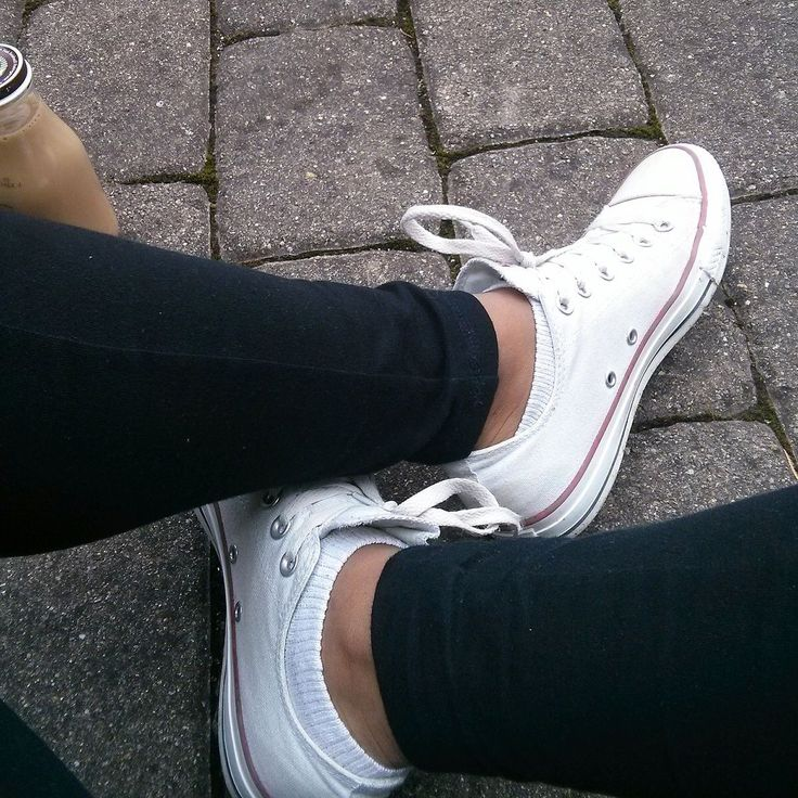 White converse get dirty easily