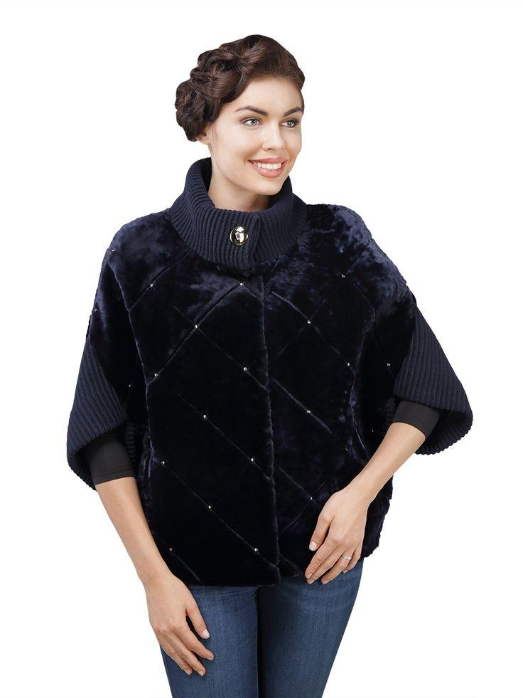Куртка из мутона