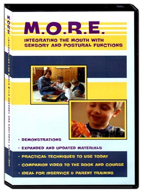SensoryTools.net Australia - The M.O.R.E. DVD