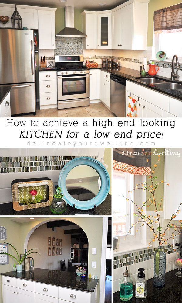 Kitchen Updates Renovations For Less Kitchens Budgeting And House