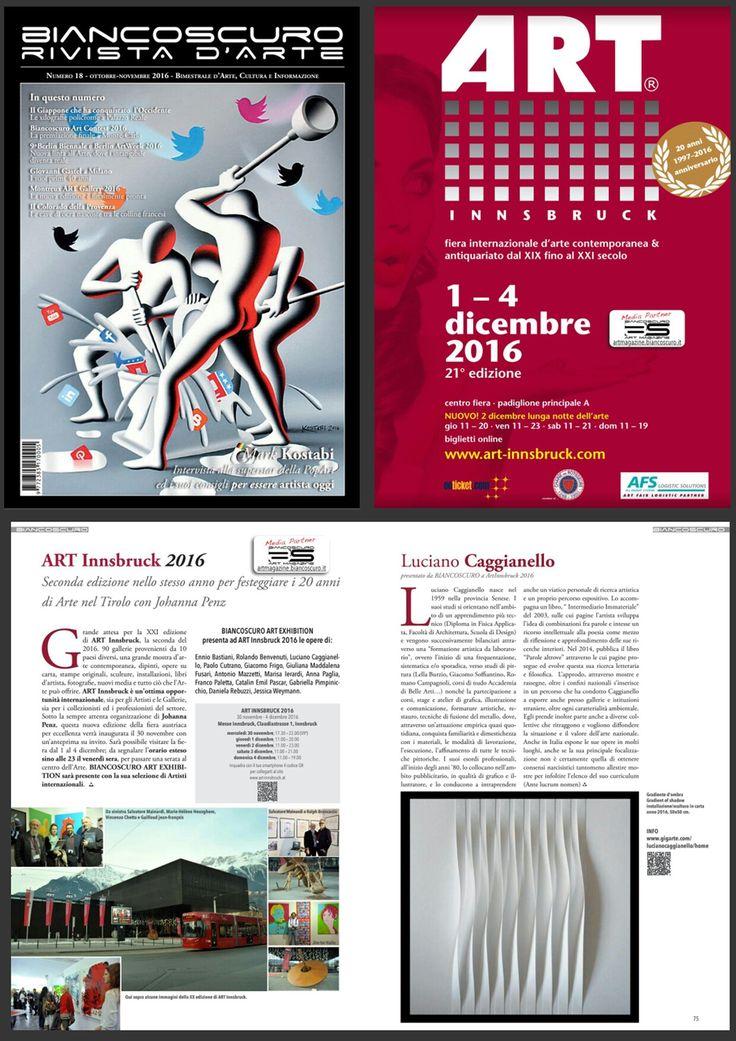 Art Innsbruck 2016 - 1-4 Dicembre