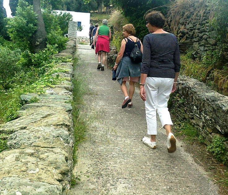 Discover Andros - Enjoying the outdoors!