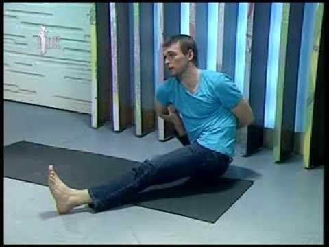 Какая гимнастика полезна для суставов ? (Часть 2)