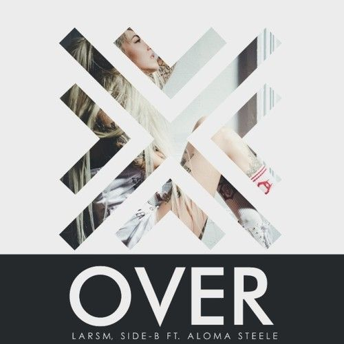 """""""Over"""", LarsM's latest release was done in collaboration with Side-B and vocalist Aloma Steele. Even though it is not as melodically impressive as his previous stuff, it is still a quality track worthy of a listen!!"""