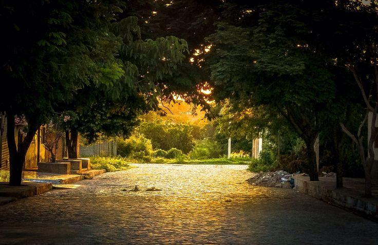 Fotografia de Samuel Santos amigo que fotografa por hobby, atualmente ele mora na Bahia e fez esta foto as 17:30 .