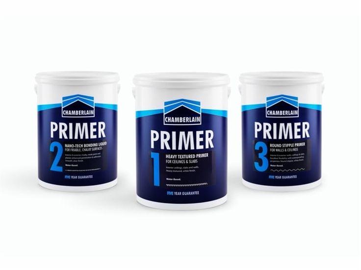 Chamberlain Paint Packaging