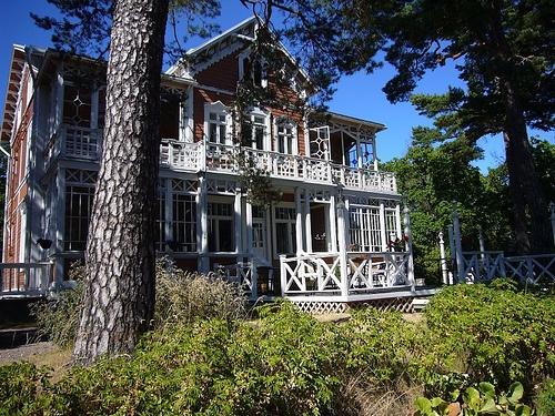 Villa in Hanko, Finland