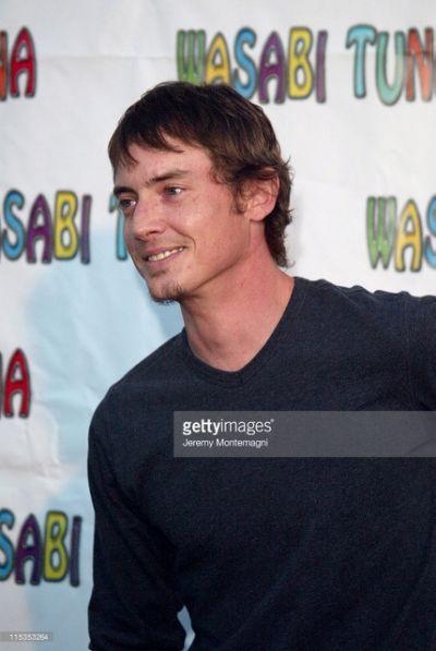Jason London during 'Wasabi Tuna'