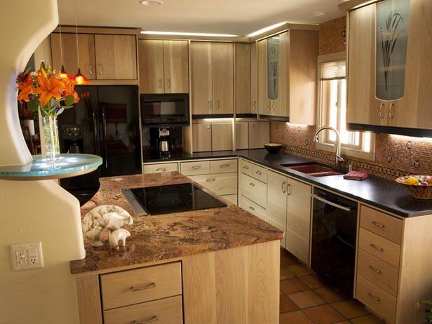 Modern Kitchens from Steve Appolloni on HGTV
