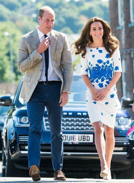 45 доказательств, что Кейт Миддлтон и принц Уильям — одна из самых стильных пар | галерея [1] фото [8]