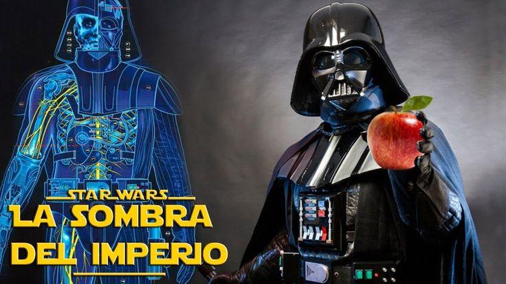 ¿Cómo Comía Darth Vader Para Mantenerse con Vida? – Star Wars –