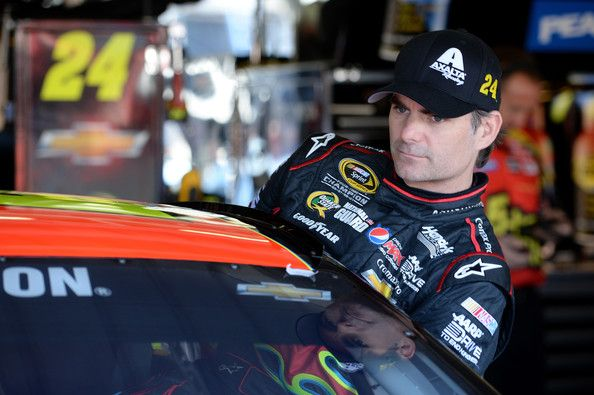 Jeff Gordon - Phoenix International Raceway - Day 3