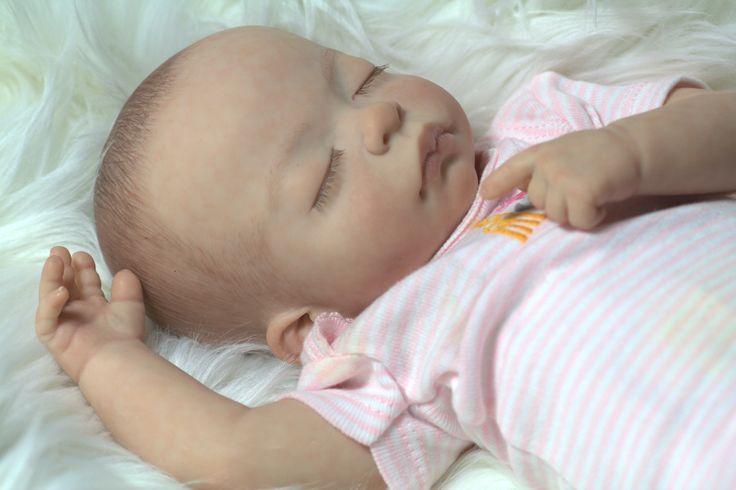 My 32 week preemie OOAK baby girl