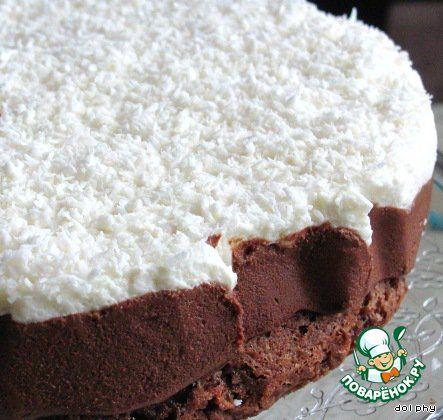 "Торт ""Шоколадный плен"" - кулинарный рецепт"
