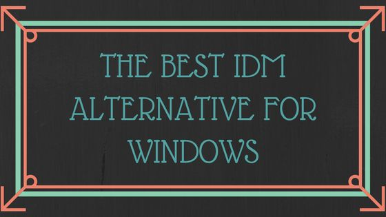 Looking for a perfect IDM Alternative for Windows? EagleGet Downloader Might be just for you   Well everyone knows that Internet Download Manager (IDM) is an awesome download manager tool. It breaks the files into several chunks of data (File Segmentation) and downloads them into several pieces (Multipart Downloading) to accelerate the downloads.Unlike other download managers and accelerators Internet Download Manager segments downloaded files dynamically during download process and reuse…