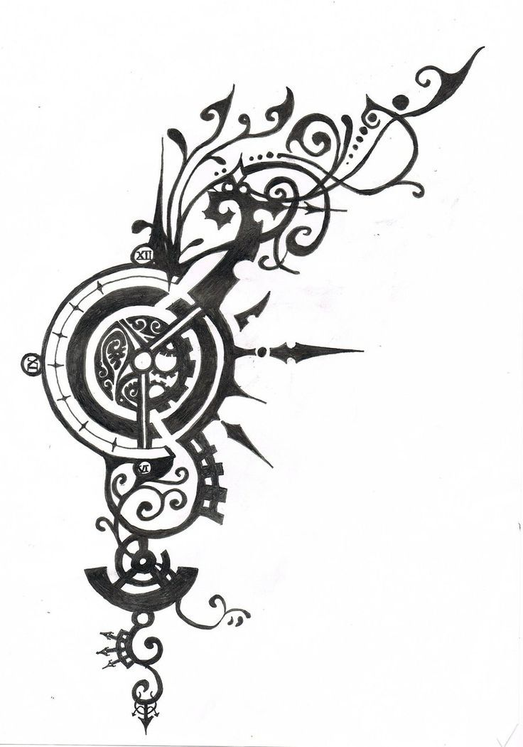 25 best ideas about steampunk tattoo design on pinterest for Tattoo pitture