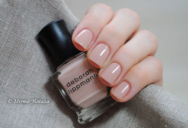 Deborah Lippmann - Naked | #EssentialBeautySwatches | BeautyBay.com