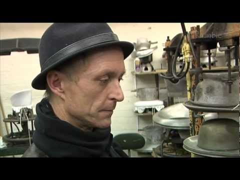How to Make a Hat presented by Philip Ian Wright - YouTube