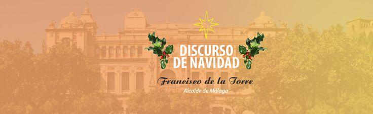 Discurso de navidad / Francisco de la Torre Programación especial Navidad 2013