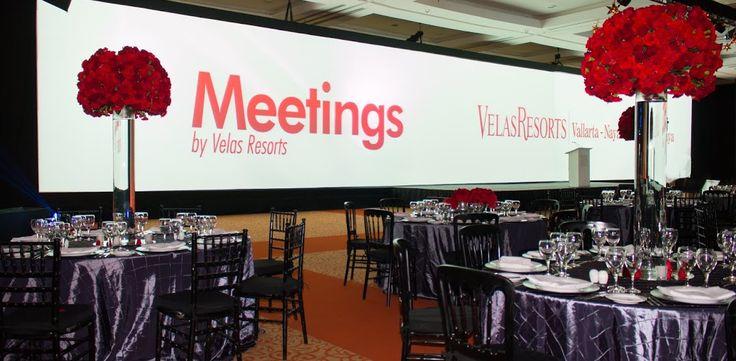10 razones para hospedar sus Grupos y Convenciones en Velas Resorts. #GVRivieraMaya #GrandVelas #VelasMeetings  #VelasResorts