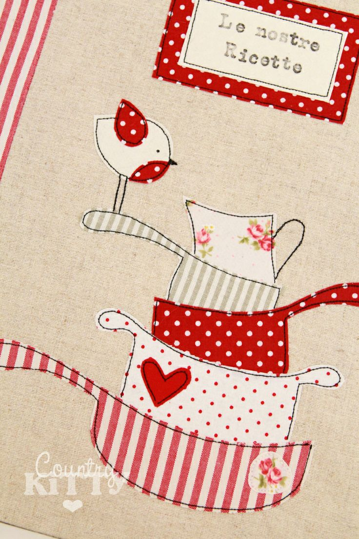 Countrykitty: recipes notebook
