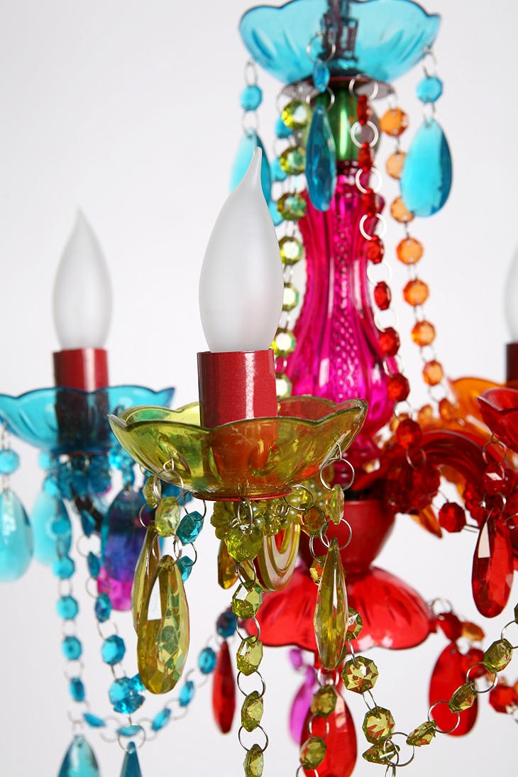 Urbanouters Small Gypsy Chandelier