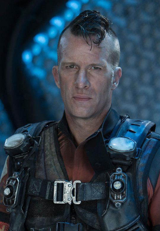 Thomas Jane as Detective Miller in The Expanse on syfy