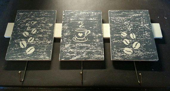 Handtuchhalter - Kaffeeliebhaber