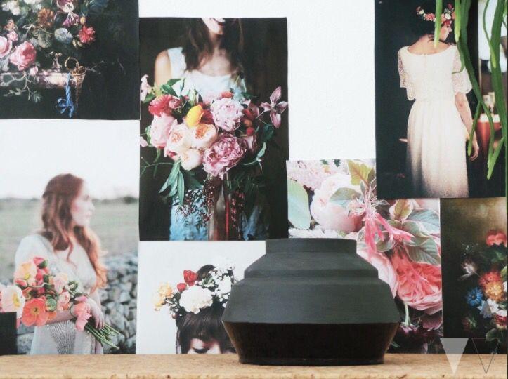 Sibilla vase Design: Hella Duijs Foto: Lisanne van de Klift Www.helladuijs.nl