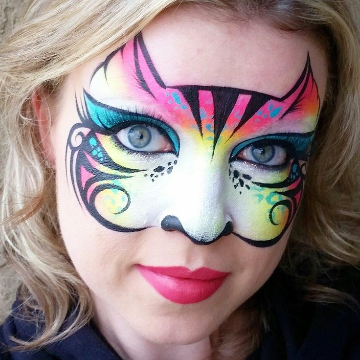 131 best great idea 39 s images on pinterest body painting for Latest face painting designs