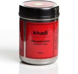 Khadi Pflanzenhaarfarbe Henna & Amla