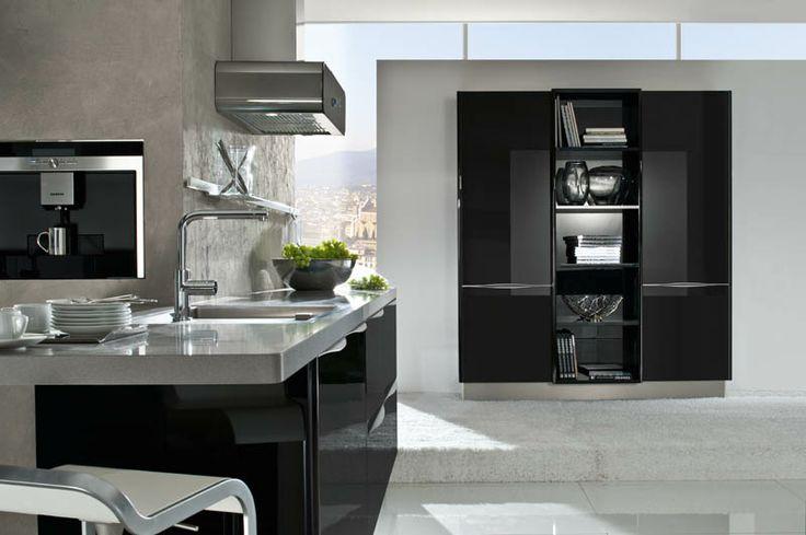 5080 GL - Häcker Küchen Häcker - Systemat keukens Pinterest - häcker küchen ausstellung