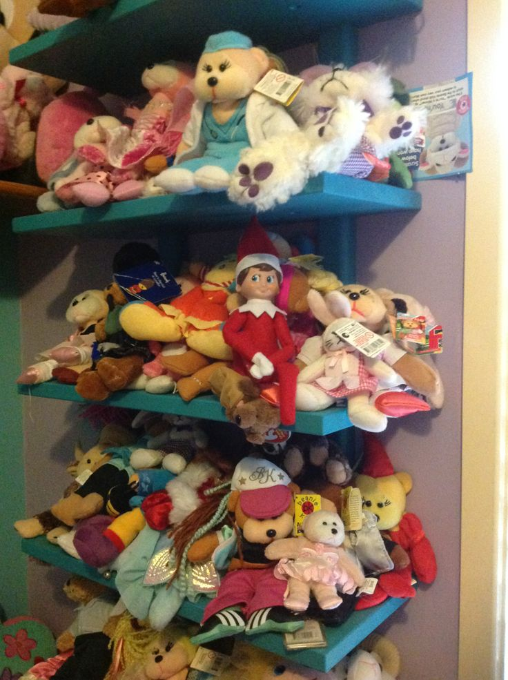 Day 16, Hiding with the Beanie Kids....Where's Marty???