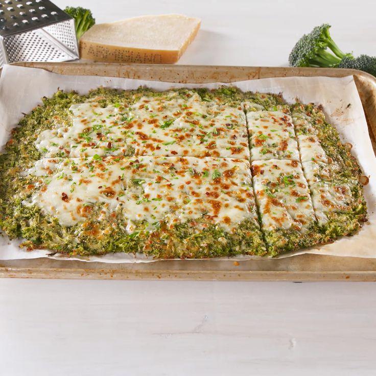 Broccoli Cheesy Bread