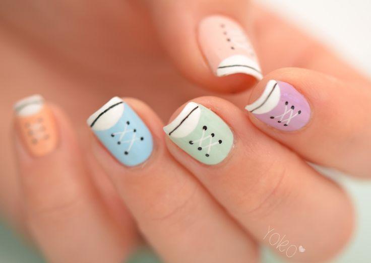Nail art facile | Yoko Nail Art