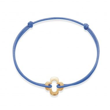 For Christmas, choose the openwork round cloverleaf on a colored string by Lilou! Only £14 on www.lilouparis.com #lilou #cloverleaf #string #cute #christmas #present #ideas